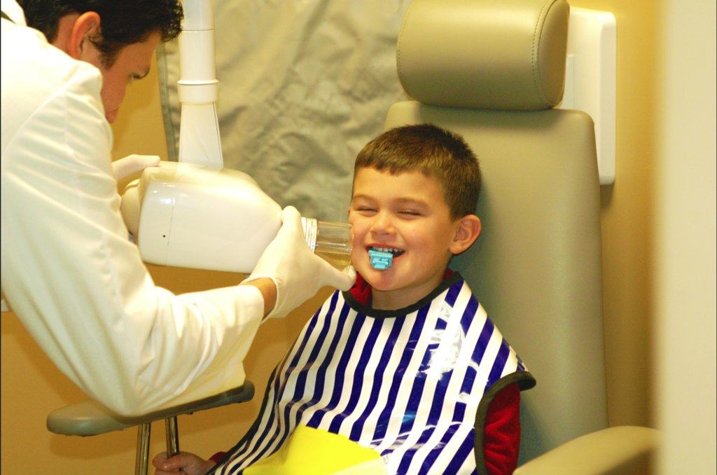 sedation dentist for kids