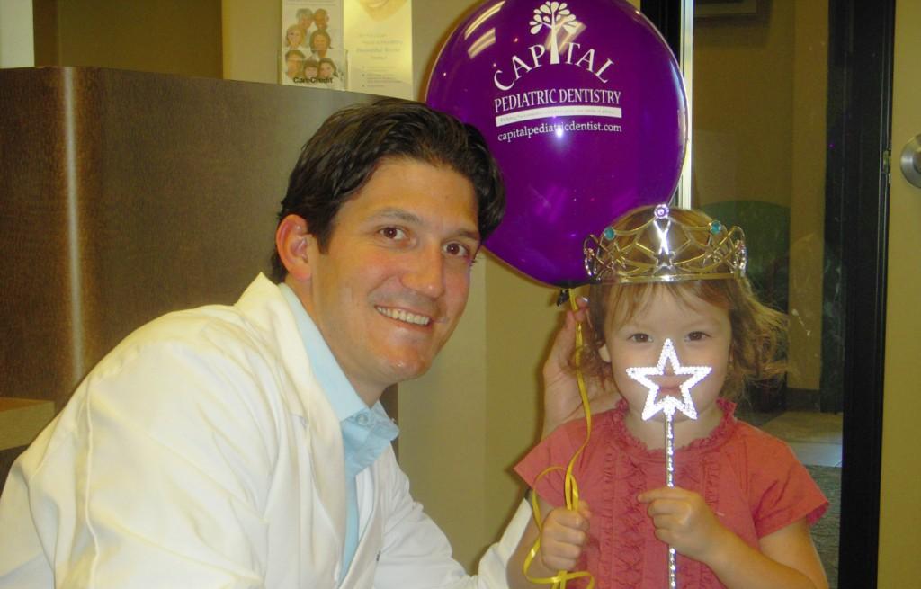 sedation dentist for my child
